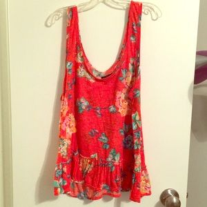 American Eagle Outfitters Floral Tank top